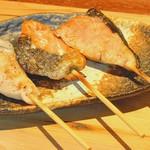 魚串の盛り合わせ(3本)